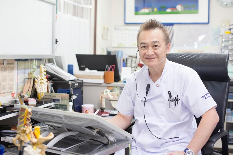 院長 相澤 病院
